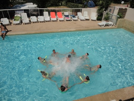 Loisirs et activit s du camping camping les acacias for Camping var piscine
