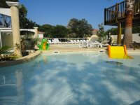 The paddling pool - Camping Var Les Acacias Fréjus - Provence - French Riviera